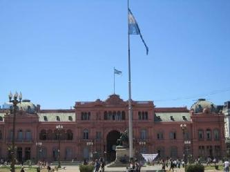 Planning a Trip to Argentina   The goverment haus from Argentina in Buenos Aires City  City tours Buenos Aires