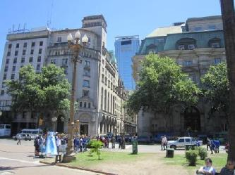 City Tour Buenos Aires in Buenos Aires  The place where the mothers goes all the thursdays to ask for the missing chidren  City tours Buenos Aires