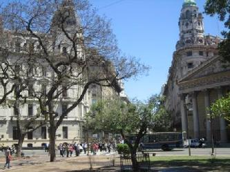 BA walking tours in deutscher Sprache City tours Buenos Aires
