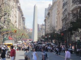 prive-reizen van Buenos Aires City tours Buenos Aires