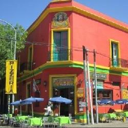 stad Buenos Aires prive-reizen in het Duits City tours Buenos Aires